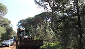 Šume Musapstan i Kožino očišćene od 55,84 tone otpada
